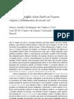 Giovanni Arrighi, Adam Smith em Pequim - origens e fundamentos do século XXI