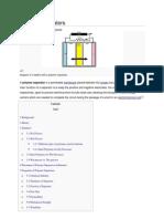Polymer Separators