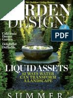 Garden Design - April 2012