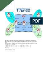 Mô hình OSPF & MPLS