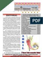 """Jornal """"Sê..."""" , de  Abril 2012"""