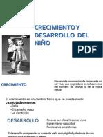 CRECIMIENTO- DESARROLLO-INFANTIL año 2012