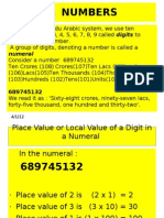 Lecture - Numbers