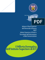 Libretto Corsi ISICT 2010