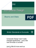 Composite Construction Design (ULS Only)