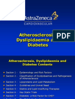 Atherosclerosis, Dyslipidaemia and Diabetes Slides