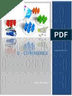 E Commerce-Assignment No. 01