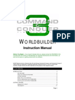 World Builder Manual