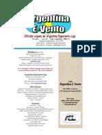 Argentina E-Vento n. 34