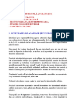 Patologie colonica I