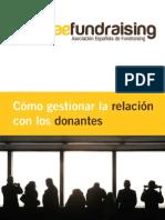 Como Gestionar Las Relaciones Con Los Donantes