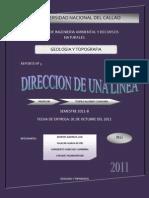 Direccion de Una Linea (1)