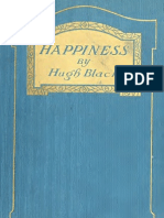 Hugh Black - Happiness 1868