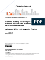 Siemens Building Technologies Division