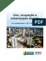 LUOUS 231 232 Lei de Uso Ocupacao Urbanizacao Do Solo