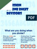 Div by 1 Divisor
