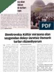 Interview for Turkish Zaman