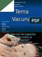Proyecto Vacunas