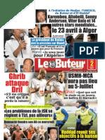 LE BUTEUR PDF du 02/04/2012