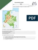 evaluación de cartografia