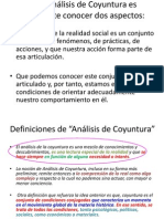Análisis de Coyuntura del Sector Viento Colao