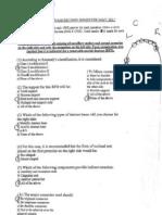 MCQs in Removable Prosthodontics
