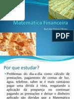 Matemática Financeira 16-03-12