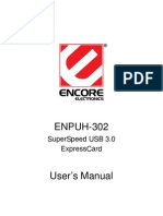 ENPUH-302 User's Manual