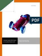 PARAMETRIZACIÓN.TABLAS DE DISEÑO.POWER COPY