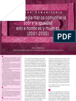 7 La estrategia marco comunitaria sobre la igualdad entre hombres y mujeres (2001-2005)-María Elósegui Itxaso