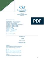 Cid - Pierre Corneille