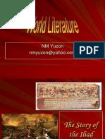 A. the Iliad - Part 1