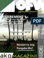OFW Ako Magazine ONLINE Edition Issue 004
