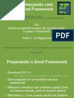 Zend Framework Tutorial Pt Br