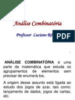 Análise Combinatória e Probabilidades