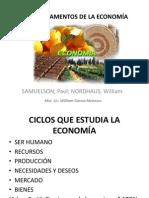 1. Fundamentos de la economía
