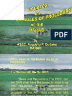 Updates Darab Rules