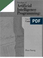 Paradigms Of Artificial Intelligence Programming Pdf