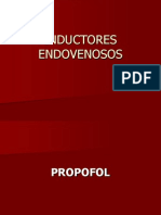 INDUCTORES ENDOVENOSOS