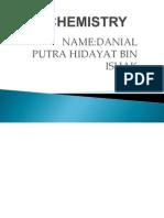 Chemistry Danial