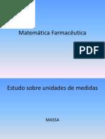 Matemática Farmacêutica