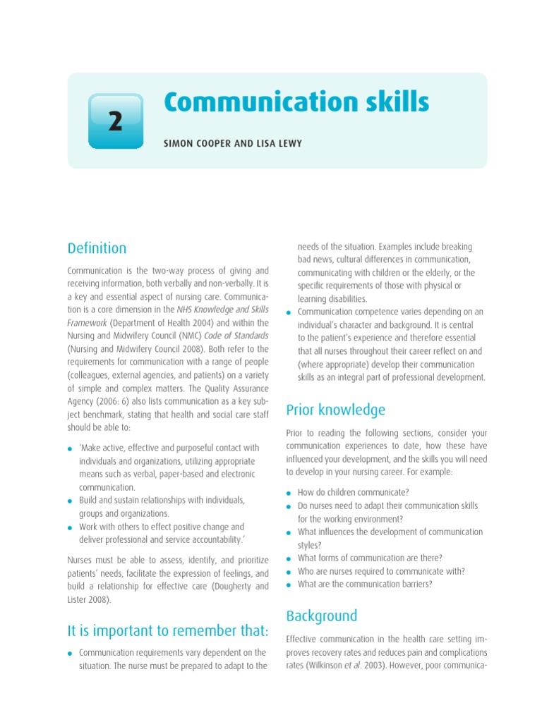 9780199237838 | Nonverbal Communication | Nursing
