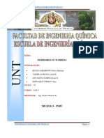 Medidores en Tuberias(Venturi,Orificio Fijo)