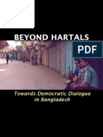 Beyond Hartals