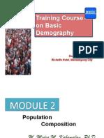 2- Population Composition