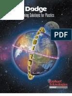 Emhart Technologies - Catalogue for Dodge Brass Inserts for Plastics
