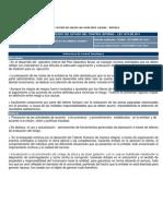Informe Pormenorizado de c i a Octubre de 2011