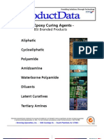 Epoxy Curing Agent Brochure