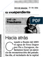 20040521 EP Trasobares Retrospectiva