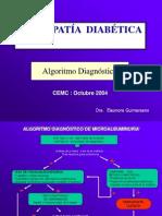 Nefropatía diabetica